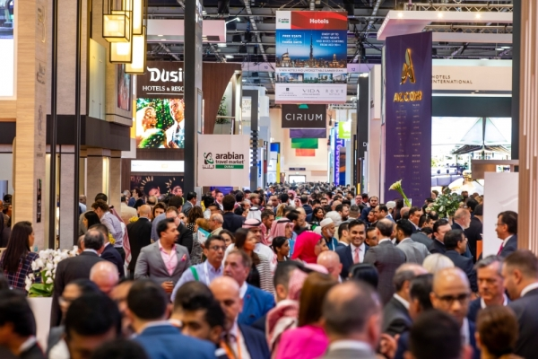 Events crucial for the Middle East to realise tourism market value of US$133.6 billion by 2028, says Arabian Travel Market
