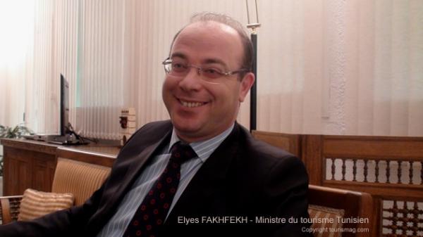 Interview de Elyès Fakhfakh, ministre du Tourisme (1/2): «La destination ...