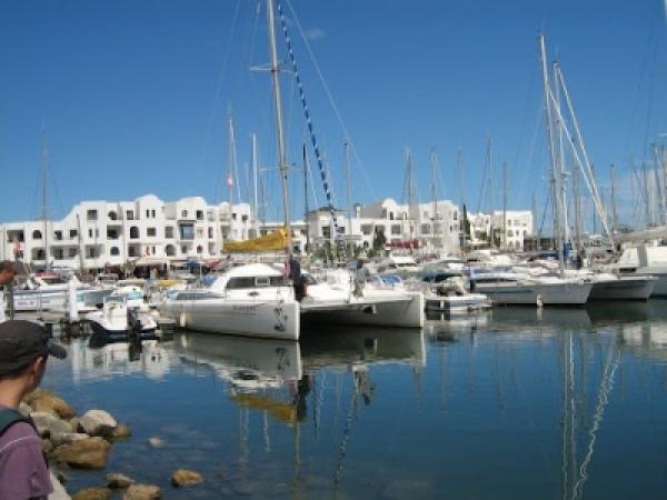 Tunisie marina port el kantaoui sousse croule sous les - Location appartement port el kantaoui sousse ...
